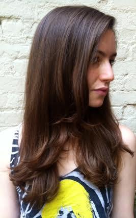 how to maintain layer hair cut