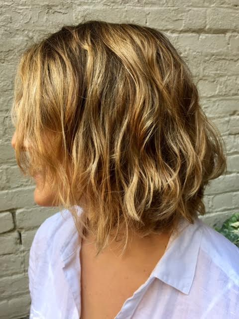 Highlights/Layered Bob